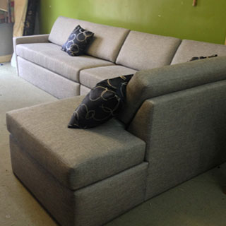 Sectional Reupholstery - Custom Upholstery and Reupholstery by Dreams Upholstery NYC