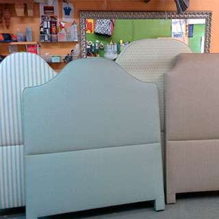 Custom Upholstered Headboards - Custom Upholstery and Reupholstery by Dreams Upholstery NYC