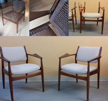 Furniture Reparation Services - Dreams Upholstery