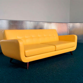 Anson Sofa Reupholstery - Custom Upholstery and Reupholstery by Dreams Upholstery NYC