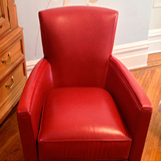 Chair Relocation - Custom Upholstery and Reupholstery by Dreams Upholstery NYC