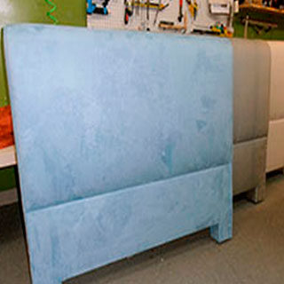 Custom Built Headboard Trifecta - Custom Upholstery and Reupholstery by Dreams Upholstery NYC