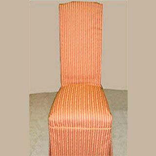Dining Room Chair Slipcover - Custom Upholstery and Reupholstery by Dreams Upholstery NYC