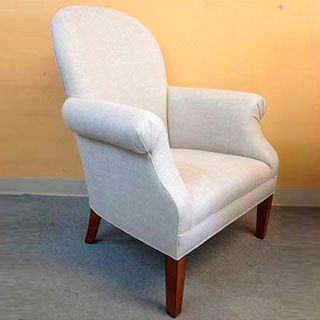 Arm Chair - Custom Upholstery and Reupholstery by Dreams Upholstery NYC