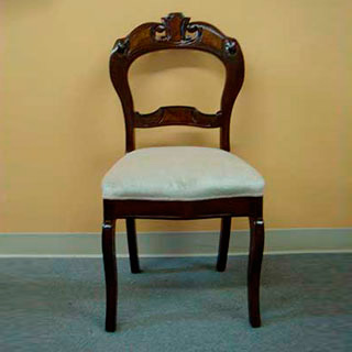 Dining Room Chair - Custom Upholstery and Reupholstery by Dreams Upholstery NYC