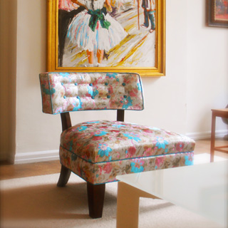 Chairs - Custom Upholstery and Reupholstery by Dreams Upholstery NYC