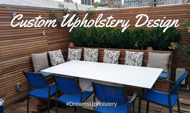 Custom Upholstery Design Company NY - Dreams Upholstery