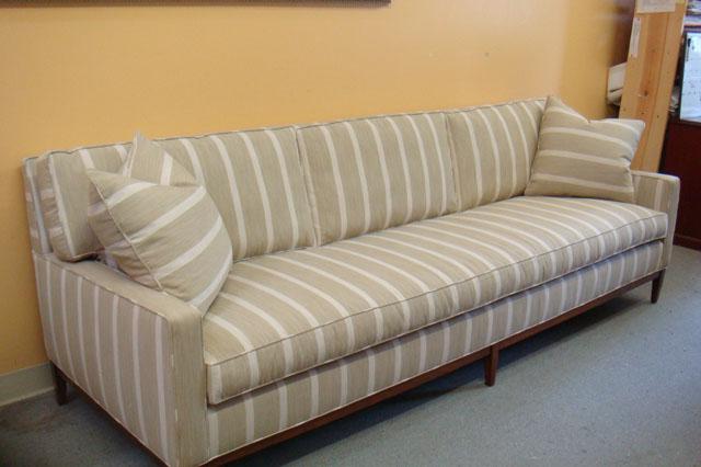 Long One Seat Cushion Sofa Dreams Upholstery